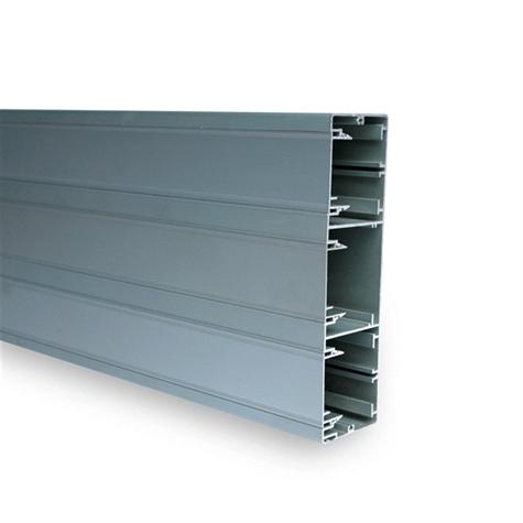 goulotte murale aluminium 190x54 clipsage 45 lg 2m. Black Bedroom Furniture Sets. Home Design Ideas