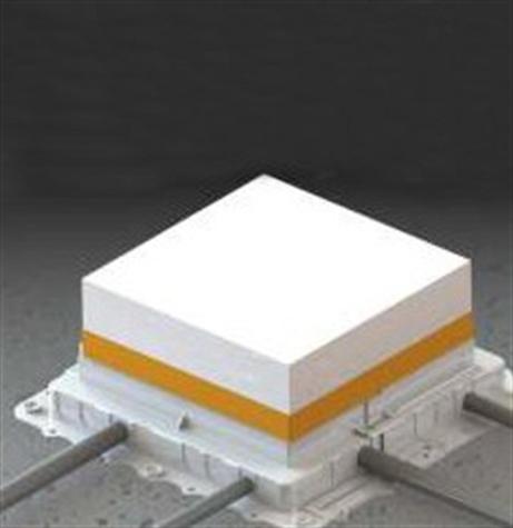 adaptateur pour chape de b ton bo tes de sol. Black Bedroom Furniture Sets. Home Design Ideas