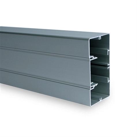 goulotte murale aluminium 100x54 clipsage 45 lg 2m. Black Bedroom Furniture Sets. Home Design Ideas